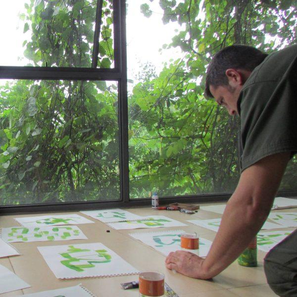 vietnam series inspiration 1 - carlos albert escultor